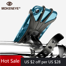 Mobile-Phone-Holder Support-Bracket Cycling-Handlebar-Stand Cell-Phone Bicycle GPS Motorcycle-Bike