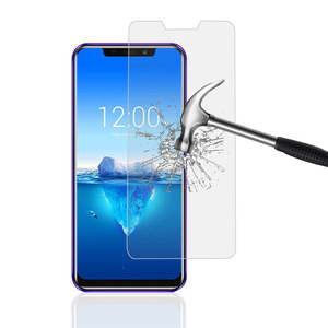 Tempered Glass For Oukitel C11 C12 C13 Protective Film Screen Protector For Oukitel C11 C12 C13 C15 C16 PRO 9H Tempered Glass(China)