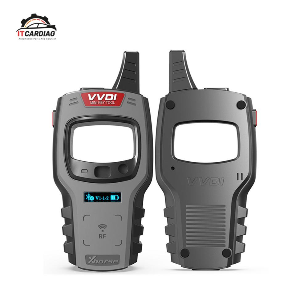 Xhorse VVDI Mini <font><b>Key</b></font> Tool <font><b>Remote</b></font> <font><b>Car</b></font> <font><b>Key</b></font> <font><b>Programmer</b></font> Support IOS/Android With Free ID48 96bit Function Free For Toyot G Function image