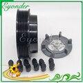 AC A/C воздушный компрессор электромагнитный магнитный шкив сцепления PV6 для Porsche PANAMERA Mercedes-Benz MB