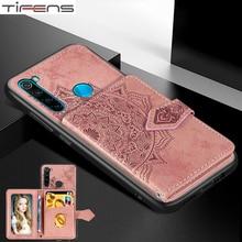 3D Mandala Flower Leather Wallet Case For Xiaomi Mi CC9 E A3