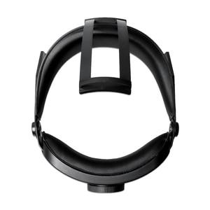 Image 5 - Adjustable Leather Headband For HTC VIVE VR Helmet Sweatproof Headset Head Belt Head Strap Fits Adults & Children