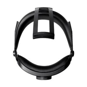 Image 5 - Diadema de cuero ajustable para casco HTC VIVE VR, correa para la cabeza para auriculares a prueba de sudor, para adultos y niños
