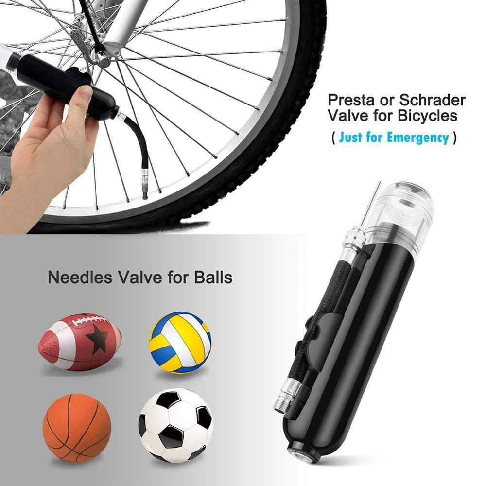 """10/"""" BALL PUMP soccer inflatable pool basket volley wheel tire BUY 2 GET 1 FREE!!"""