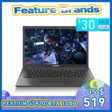"""Hasee K670D-G4E6 Laptop for Gaming (Intel 9Gen G5420+GTX1050 4G/8G RAM/256G SSD/15.6"""" IPS)Hasee desktop-grade notebook"""