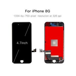 Image 5 - OEM AAA + + + iPhone 6 6S 7 8 artı LCD 3D kuvvet dokunmatik iPhone 5 için 5C 5S 5SE ekran Digitizer meclisi ekran