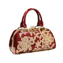 ICEV luxury handbag women bag designer personality clip clut