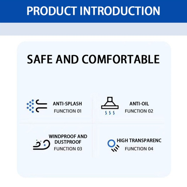 2pcs  Facial Protective Mask Full Covering Face Shield Anti Droplet Saliva Mask Hat Transparent Eyes Protection Adjustable Visor 5
