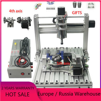 Mini DIY cnc engraving metal milling machine 3040 wood router PCB carving with 400W DC spindle motor ER11 collet hot sale dc 12 48v 400w aluminum alloy cnc spindle motor er11 mach3 pwm speed controller mount 3 175mm