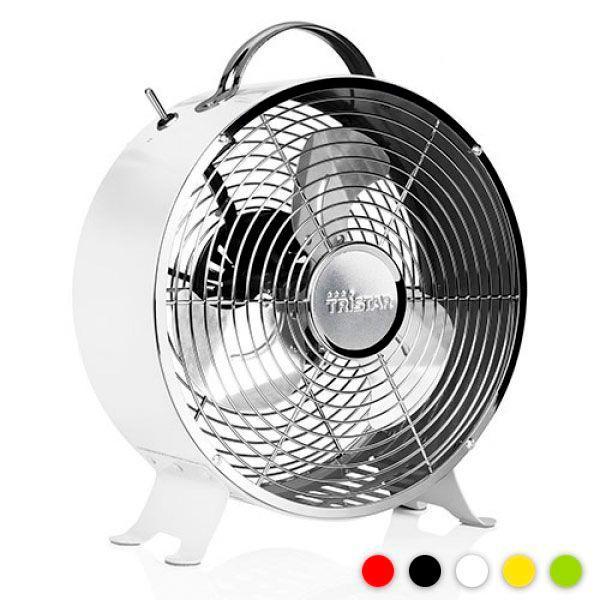 Ventilateur Rétro Métallique Tristar 20W