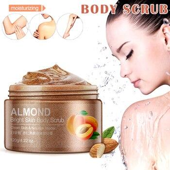 Cucumber Hydrating Body Scrub Exfoliating Dead Skin Removal Deep Cleaning Moisturizing MH88