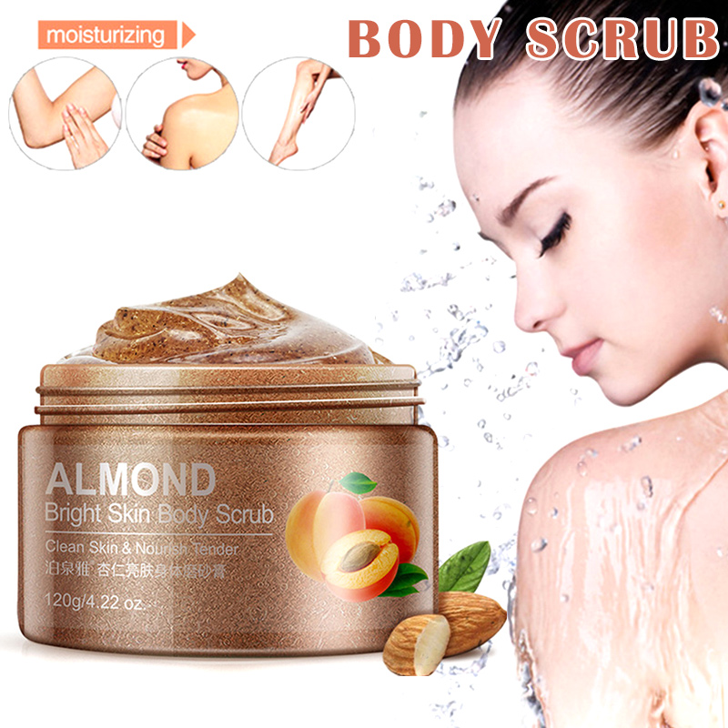 Cucumber Hydrating Body Scrub Exfoliating Dead Skin Removal Deep Cleaning Moisturizing MH88