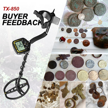 Professional Metal Detector Underground Depth 2.5m Scanner Search Finder Gold Detector Treasure Hunter Detecting Pinpointer 1