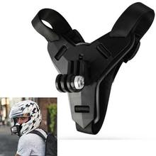 1PC Full Face Helmet Chin Mount Holder for GoPro Hero 8 6 5 Motorcycle Helmet Chin Stand Camera Accessories for Go Pro Hero 8