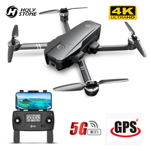 Holy Stone HS720 Upgraded 4K 5G GPS Drone 400M Wifi Live Video FPV Quadrotor Brushless Motors 26 Minutes Flight Time With Bag