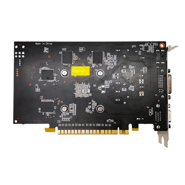 Original Chip Graphics Card VGA Video Card GTX PC GTX650 2GB /2048MB 128BIT for NVIDIA GPU Model Video 4