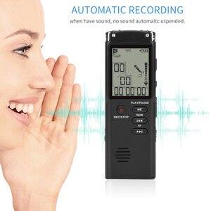 Image 3 - VR510 8 GB/16 GB/32 GB 보이스 레코더 USB Professional 96 시간 딕 터폰 WAV, MP3 플레이어가 장착 된 디지털 오디오 보이스 레코더