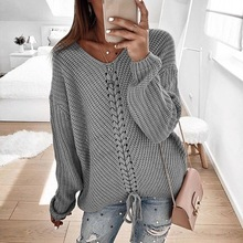 Oversized Knitted Pullover Sweater Women's 2019 Long Sleeve Autumn Jumper Pull Pink Black Sweaters Femme Winter clothes Women divya shrivastava machine tool reliability