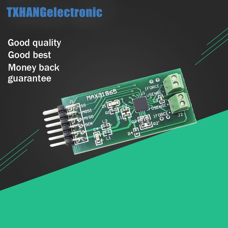 PT100 MAX31865 RTD Temperature Thermocouple Sensor Amplifier Module diy electronics