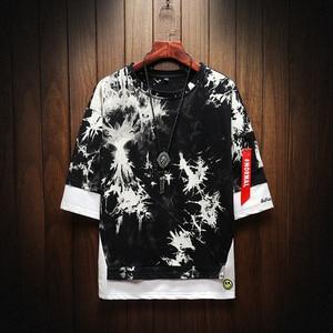 Image 3 - T חולצה גברים Harajuku Streetwear אופנת מצחיק Tshirt גברים T חולצה חצי שרוול היפ הופ חולצה גברים קיץ 2020