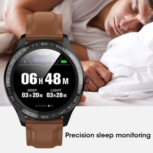 Image 3 - L9 smart watch men  PPG+ECG heart rate blood pressure monitor activity fitness tracker IP68 waterproof watches PK  iwo 10