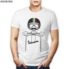 Camiseta MAGLIETTA camiseta Vespa Piaggio VINTAGE HIPSTER RETRO UOMO DONNA blanco negro gris rojo camiseta extraño cosas anime camisa