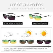 Anti-Glare Clear Night Vision Sunglasses Polarized Yellow Night Driving Glasses M68C