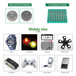 Image 5 - PHOMAX 30pcs/pack button battery AG3 SR41 192 392A L736 LR41 CX41 384 392 alkaline battery watch clock electronic scale battery