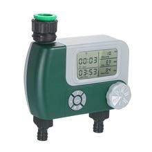 Faucet Timer Irrigation-Controller Sprinkler-System Programmable-Hose Battery-Operated