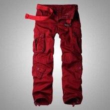 Büyük boy Baggy kargo pantolon erkekler ve kadınlar için bahar kış geniş bacak pantolon erkek Joggers pantolon askeri kamuflaj giyim
