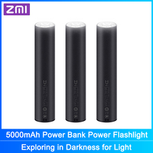 ZMI LPB02 Portable High-Power Flashlight 5000mAh Power