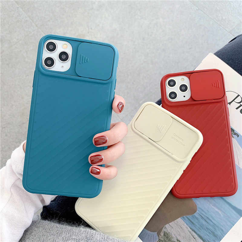 Camera Protection Phone Case For iPhone 11 11 Pro 11 Pro Max Case Xs Max Xr X 8 7 6 6s Plus Soft TPU Silicone Cover Dropshipping