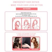 Sevich Keratin Hair Treatment 30ml Cherry Blossom Hair Mask Repair Damage & Smoothing Hair Amino Acid Leave-in Hair Conditioner 3