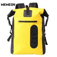 8L 30L bolsa seca impermeable mochila para kayak a la deriva al aire libre impermeable bolsa de almacenamiento seco bolsa de deporte