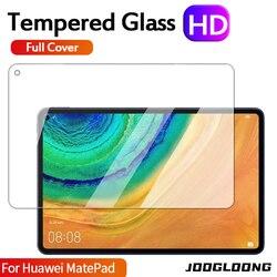 Закаленное стекло для Huawei MatePad Pro 10,8 10,4 дюйма, Защитное стекло для Mate Pad M6 8,4 V6 T10 T10S 10, защитный экран для планшета
