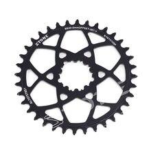Каменная цепь для горного велосипеда колечко с прямым креплением