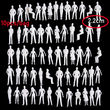 Models Miniature-Figures Architectural Human-Scale-Model White Abs-Plastic Peoples 1:50/75/100-/..