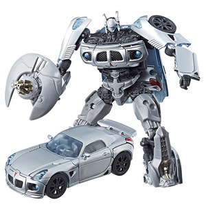 Image 3 - 11cm Transformers Jazz Studio Series Action Figure SS10 PVC Transformation Toys Robot Cars Autobot Christmas Gifts for Children