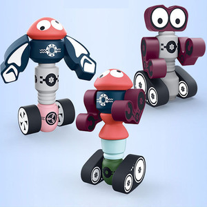 New Arrival Magnetic Robots Wo