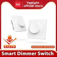 Yeelight-Interruptor de atenuación inteligente, interruptor inalámbrico de pared, Control remoto de luz inteligente para aplicación para hogares, nuevo