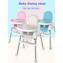 цена на Baby Dining Chair Multifunctional Foldable Portable Baby Chair Kids Feeding Chair Baby Products Booster Seats