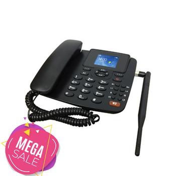 Nowy 4g pełna sieć bezprzewodowa stała linia telefon sieciowy voip sip telefon wifi telefon biuro biznesowe antyczny telefon tanie i dobre opinie Arvin CN (pochodzenie) Cordless do telefonów 4G+VOIP+SIP +WIFI nothing