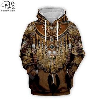 Men Women New indian native Print 3d hoodies harajuku sweatshirt zipper coat Unisex streetwear Jacket Tracksuit pullover 6 men women indian native skull printed 3d hoodies harajuku sweatshirt zipper coat unisex streetwear jacket tracksuit pullover 10