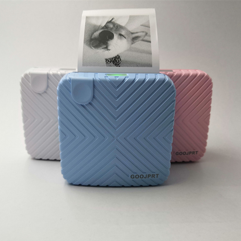 New Arrival P6 mini thermal bluetooth photo printer for mobile (3)_副本