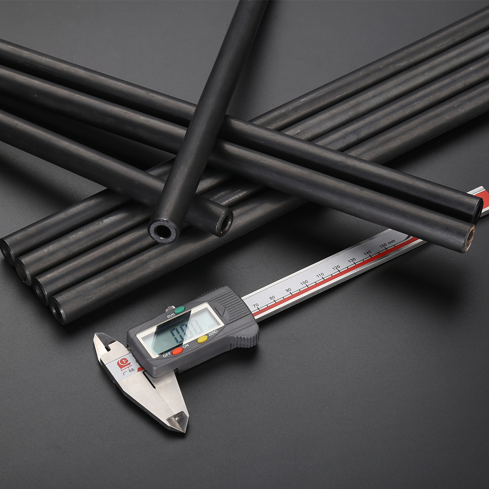 OD 16mm Hydraulic Alloy Precision Steel Tubes No Rifling Home DIY Tool Parts Seamless Steel Pipe Explosion-proof Tube
