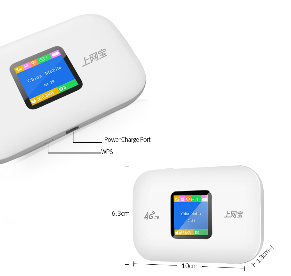 4G Wifi Router mini router 3G 4G Lte Wireless Portable Pocket wi fi Mobile Hotspot Car Wi-fi Router With Sim Card Slot 5