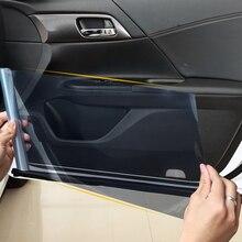 Sticker Transparence-Film-Accessory Car-Protective-Film Car-Bumper-Hood Clear Anti-Scratch