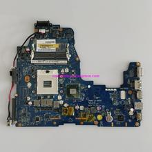 Genuine K000128590 PHQAA LA-6832P HM65 Laptop Motherboard for Toshiba Satellite A660 P755 P755-S5320 Notebook PC k000104400 motherboard for toshiba satellite a660 a665 hm55 nwqaa d12 la 6062p