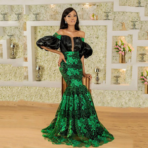 Ourwin Новая африканская кружевная ткань высокого качества индийская вышивка для свадебной вечеринки в нигерийском стиле 5 ярдов/шт кружева т...