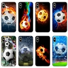 Fire Football Soccer...